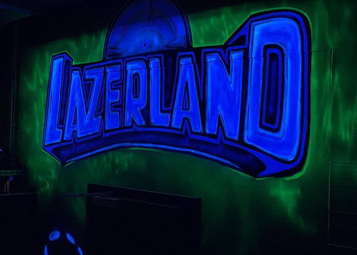 Lazerland